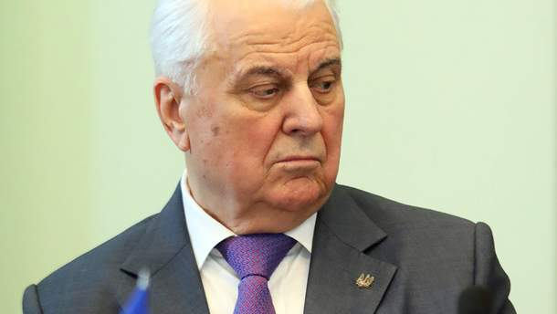Леонид Кравчук признался, что спит с пистолетом