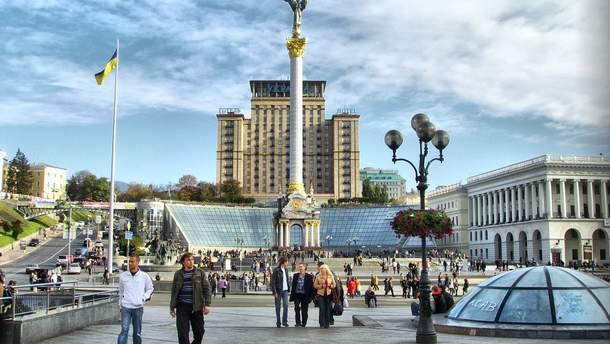 Какое место заняла Украина в рейтинге несостоятельных государств