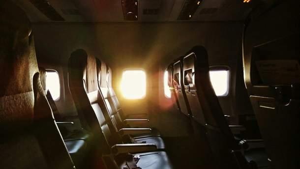 Американець став єдиним пасажиром на борту літака