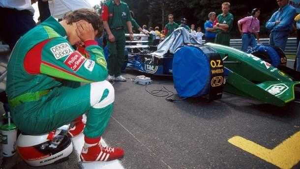 День в истории: 28 лет неудачному дебюту Михаэля Шумахера в Формуле-1