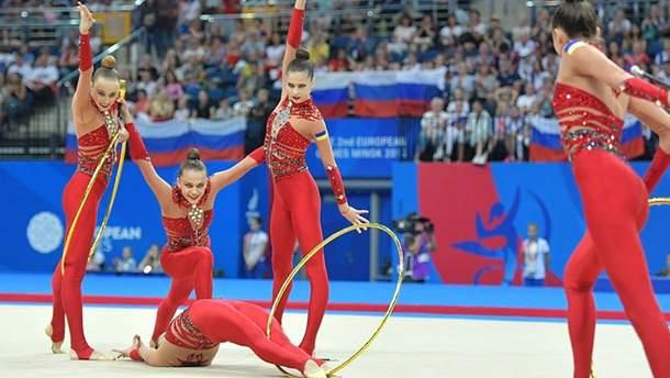 Українські гімнастки виграли три золота й бронзу на Кубку світового виклику