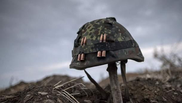 Опять потери на Донбассе