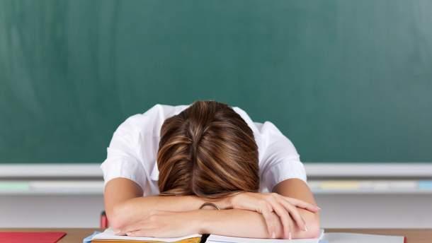 Проблемы украинских учителей