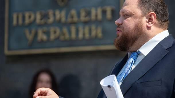 Новая система голосования в ВР заработает после зимних каникул, – Стефанчук