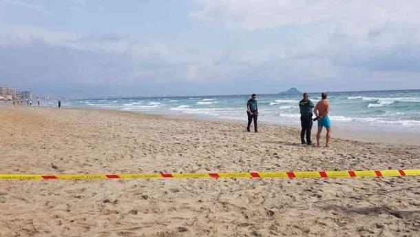В Испании разбился военный самолет, погиб пилот
