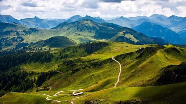 В этом году количество иностранных туристов в украинских Карпатах выросло на 15% -20%
