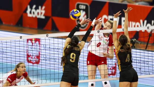 Україна програла Польщі на ЧЄ-2019 з волейболу