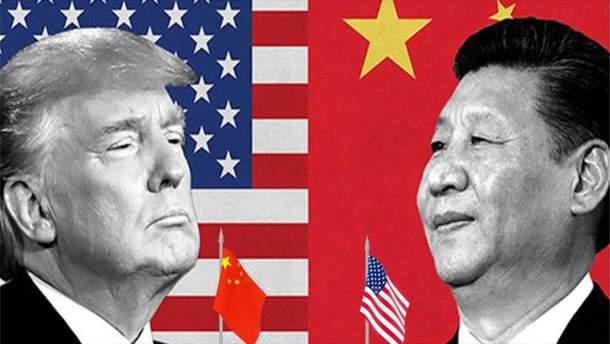 Неравная торговая война США и КНР