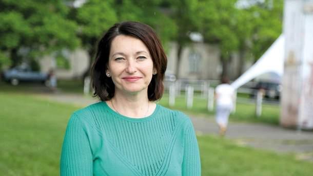 Ірина Констанкевич – ймовірний віце-спікер Ради
