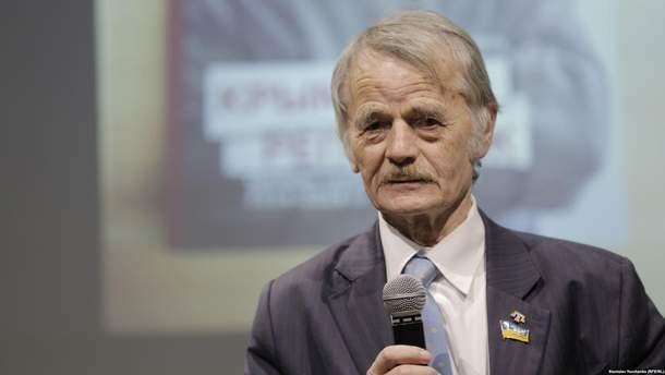 Мустафа Джемилев – кандидат в вице-спикеры