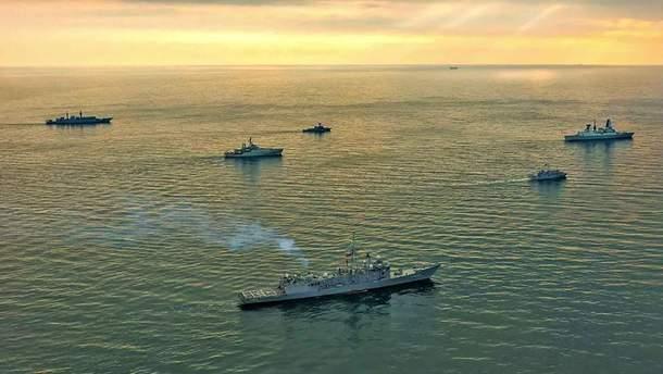Россия перекрыла часть Черного моря, чтобы помешать Украине провести ракетные стрельбы