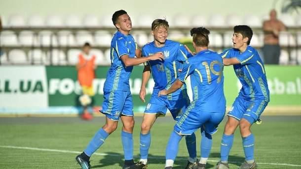 Збірна України U-17