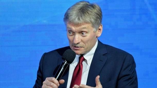 Пєсков прокоментував зустріч у нормандському форматі