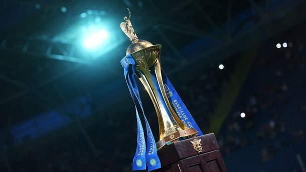 Результаты 1/32 финала Кубка Украины