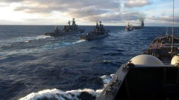 США занепокоєні мілітаризацією Криму та ситуацією в Чорному морі