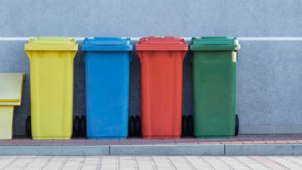 Сортування відходів у готелях зроблять обов'язковим