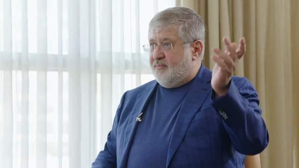 """Игорь Коломойский не имеет оптимизма относительно """"Слуги народа"""""""