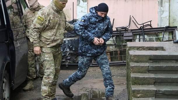 Обмен заключенными между Украиной и Россией  перенесли