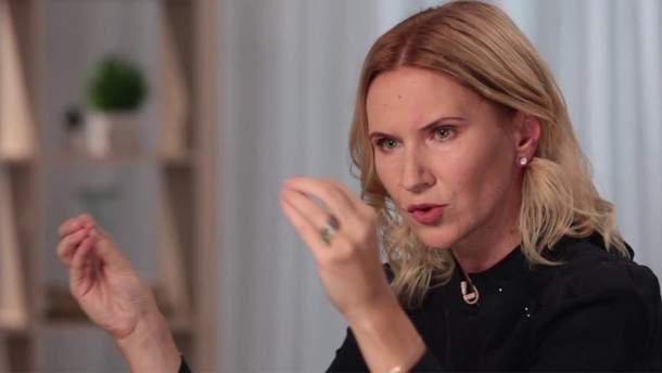 Елена Кондратюк – самый вероятный вице-спикер новой Рады