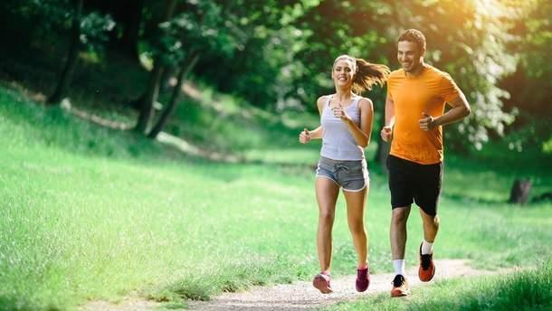 Тренування на свіжому повітрі: основні переваги