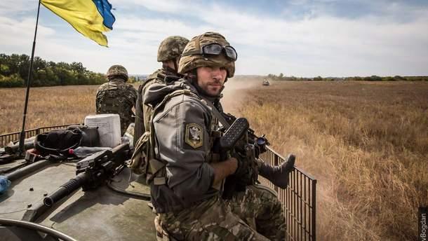 Украинская армия готова отбить атаку врага на Донбассе