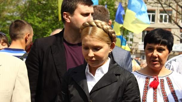 Сядет ли Тимошенко в кресло вице-спикера?