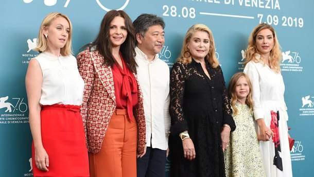 Венеційський кінофестиваль 2019: червона доріжка