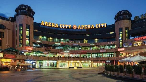 Арена Сити в Киеве выставлена на аукцион