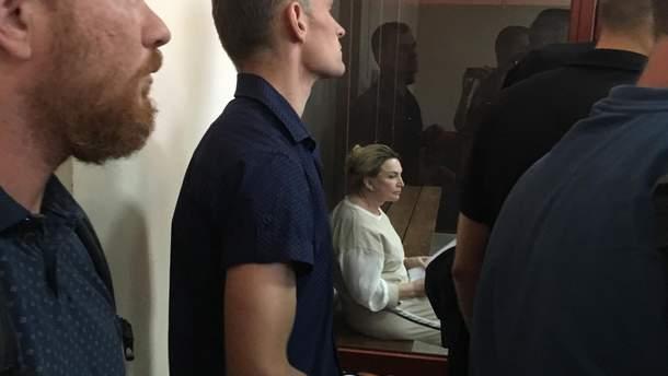 Суд над Богатыревой 28 августа 2019 – мера пресечения