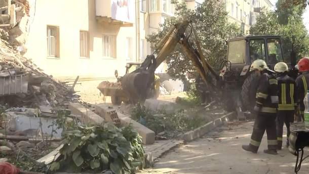 Смертельний обвал будинку у Дрогобичі: мешканці давно скаржилися на стан будинку