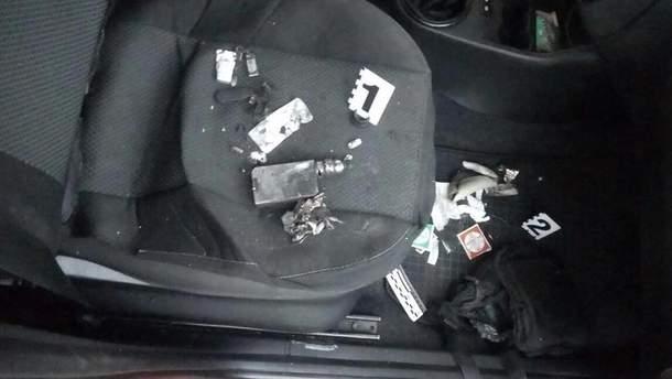 Електронна сигарета раптово вибухнула у сумці чоловіка