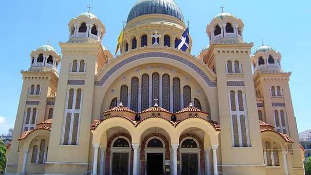 Елладська православна церква