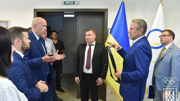 В Украине пройдет чемпионат Европы по бадминтону