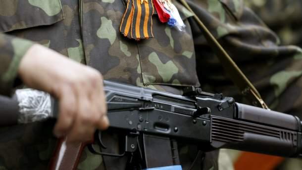 Проросійські бойовики збільшили кількість обстрілів по бійцях ЗСУ