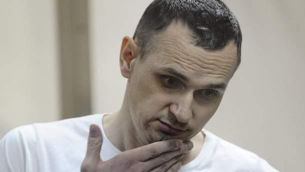 Олег Сенцов може повернутись додому вже 30 серпня