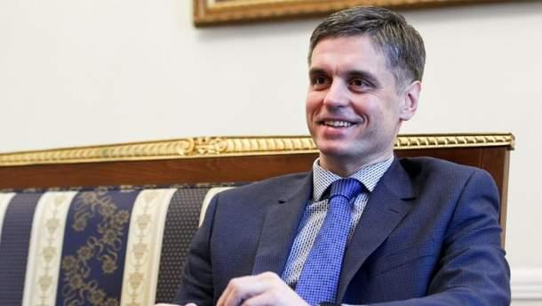 Вадим Пристайко – новый министр иностранных дел Украины 2019