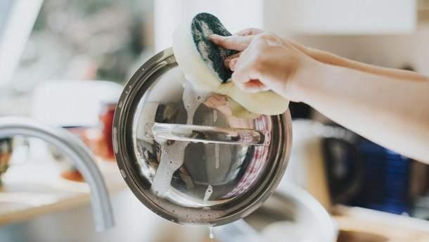 Як обрати засіб для миття посуду