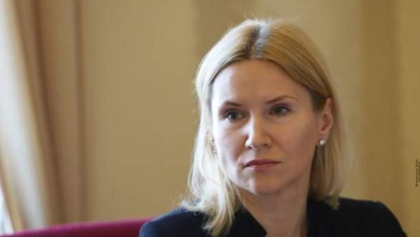 Олена Кондратюк – біографія нової віце-спікерке Верховної Ради