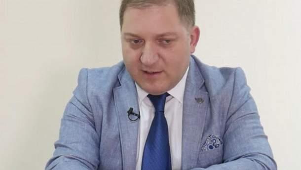 Разумков отключил микрофон Волошина из-за русского в Раде