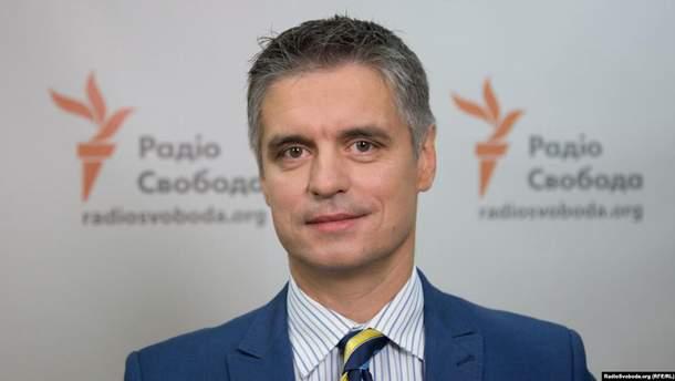 Вадим Пристайко, новий голова МЗС