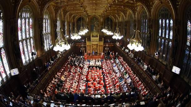 Парламент Великої Британії