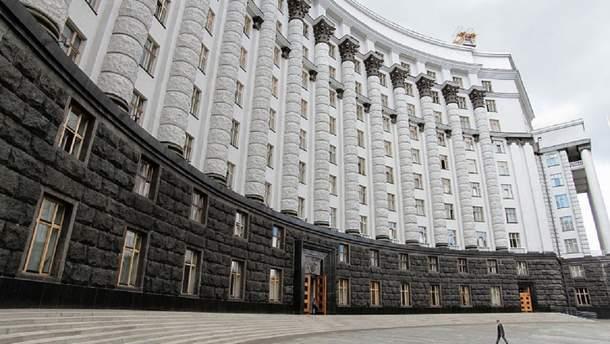 Урядовці після складання присяги одразу ж поїхали до будівлі уряду