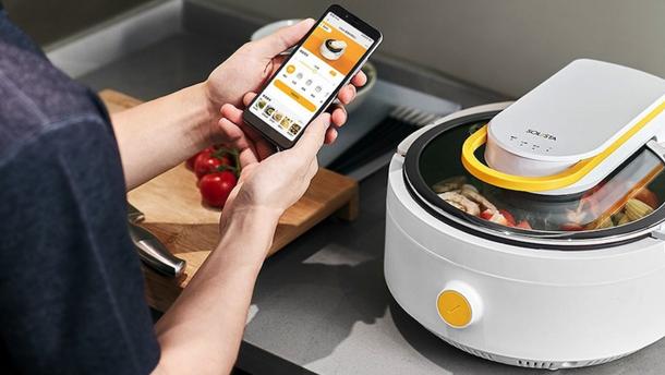 Розумна мультиварка Solista Solo Intelligent Cooking Machine
