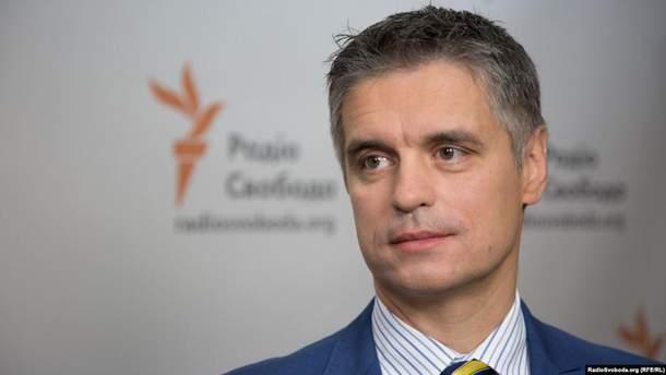 Пристайко озвучив пріоритети зовнішньої політики України