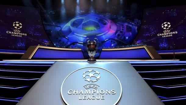 """Календарь """"Шахтера"""" на групповом этапе Лиги чемпионов"""