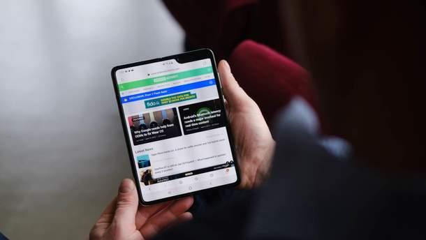 Samsung Galaxy Fold: дата старту продажів та ціна