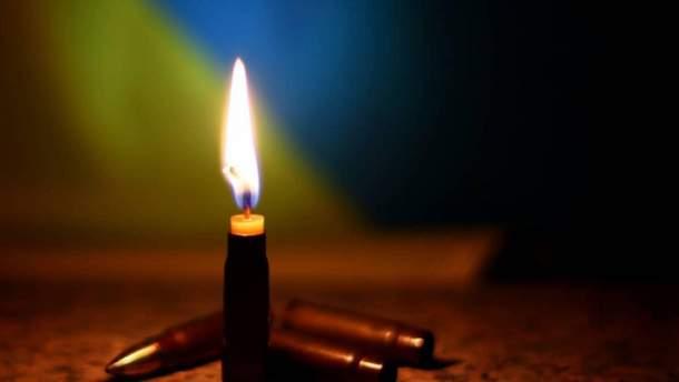 На Донбасі загинув український боєць