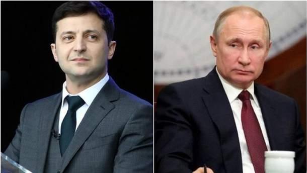 """Путін хоче, щоб Зеленський відвідав у Москві святкування річниці """"Великої вітчизняної"""""""