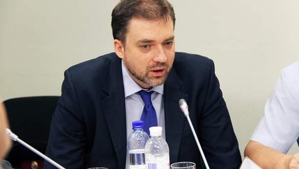 Глава Минобороны Андрей Загороднюк