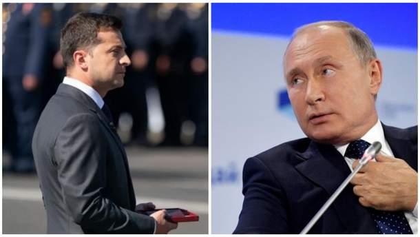 Зеленский рассказал об отношениях с Путиным